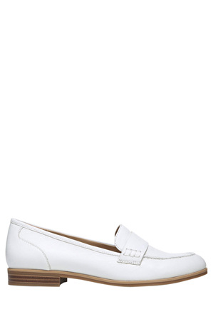 Naturalizer - Veronica White Loafer