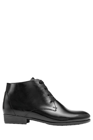 Ara - Yale Black Patent Boot