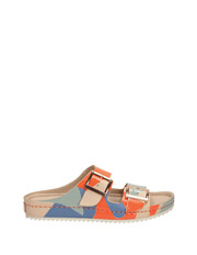 Clarks - Netrix Rose Multicolour Sandal