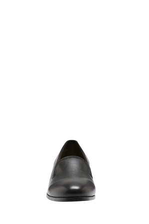 Hush Puppies - Fantastic Black Leather Loafer