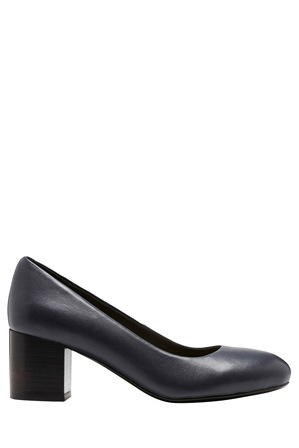 Hush Puppies - Belarus Navy Pump