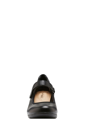 Hush Puppies - Duran Black Pump