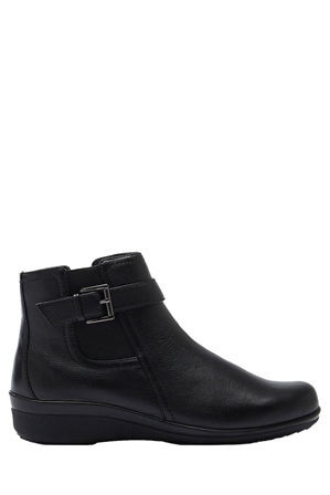 Supersoft by Diana Ferrari - Locket Black Boot