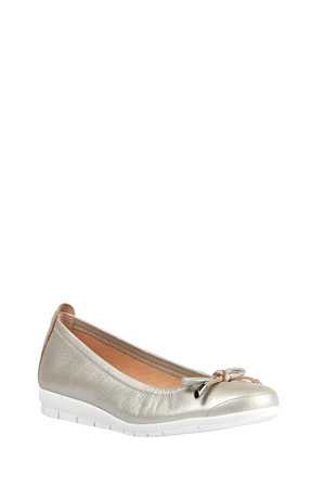 Supersoft by Diana Ferrari - Supersoft by Diana Ferrari Flex2 Silver Pump