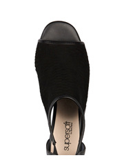 Supersoft by Diana Ferrari - Supersoft by Diana Ferrari Kailey Black Nap Pump