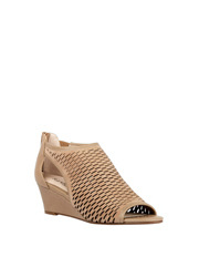 Supersoft by Diana Ferrari - Supersoft by Diana Ferrari Kailey Taupe Nap Pump
