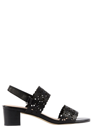 Supersoft by Diana Ferrari - Supersoft by Diana Ferrari Cacey Black Sandal