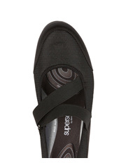 Supersoft by Diana Ferrari - Stanwyck Black Sneaker
