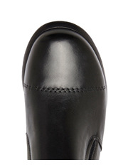 Wide Steps - Downtown Black Glove Bootie Style