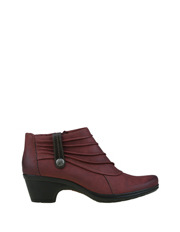 Planet Shoes - Maggie Red Boot