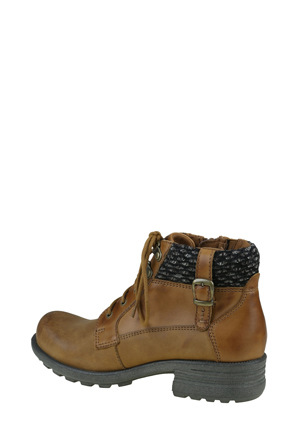Planet Shoes - Pure Cognac Boot