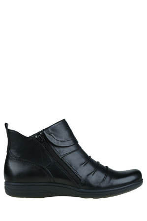 Planet Shoes - Ripple Black Boot