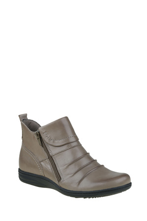 Planet Shoes - Ripple Taupe Boot