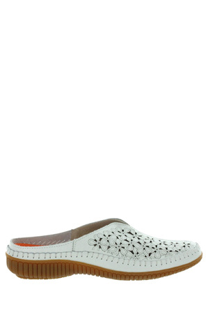Just Bee - Camote White Pump