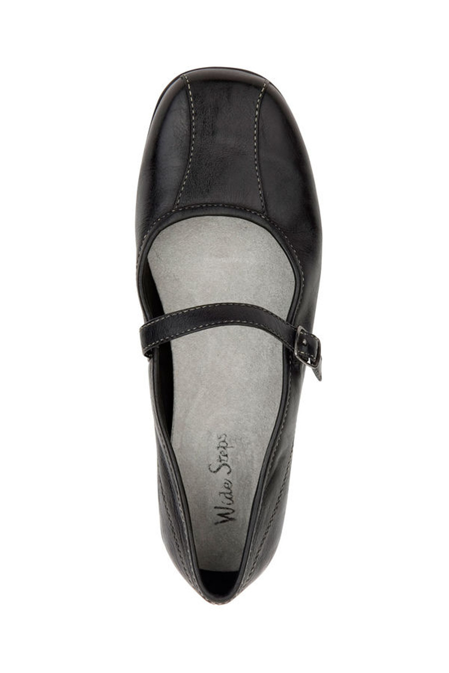 Planet Shoes Gabi Black Pump