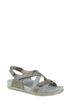 Planet Shoes - Fe Taupe/Snake Sandal