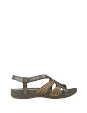 Planet Shoes - Iris Taupe/Sand Sandal