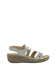 Just Bee - Cap Light Pewter Sandal