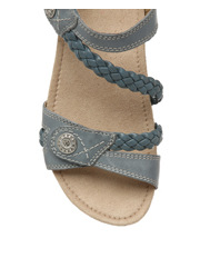 Planet Shoes - Mae Morroccan Blue Sandal