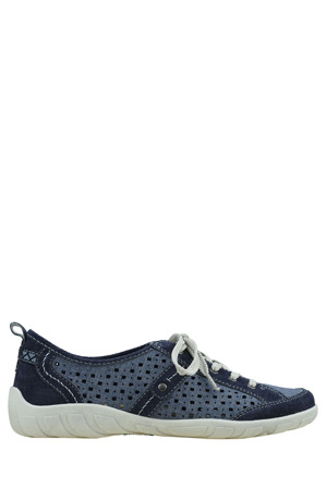 Planet Shoes - Wooly Blue Sneaker