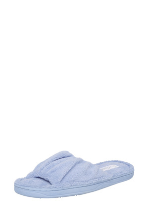 Grosby - Invisible Rouched Periwinkle Slipper