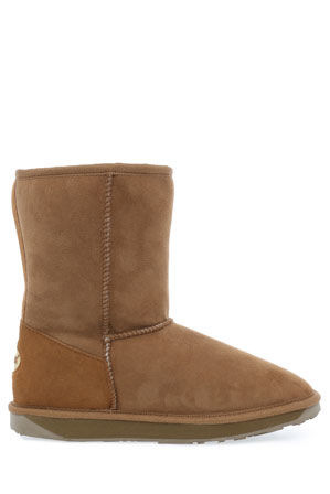 Oz Lamb Ugg - Low Boot Chestnut