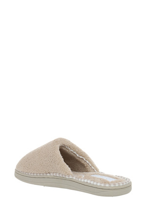 Grosby - Invisible Loop Taupe Slipper