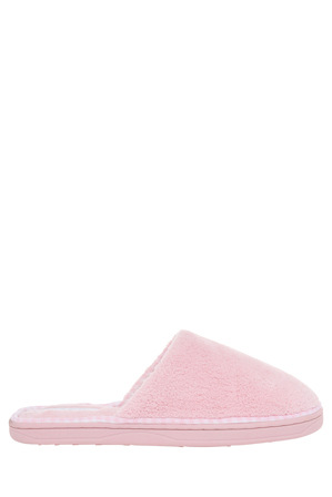 Grosby - Invisible Loop Pink Slipper