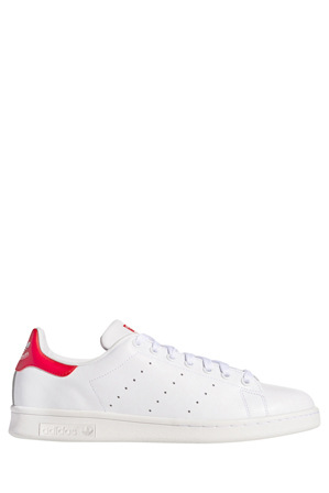 Adidas - Stan Smith M20326 Running White/Running White/Collegiate Red Sneaker