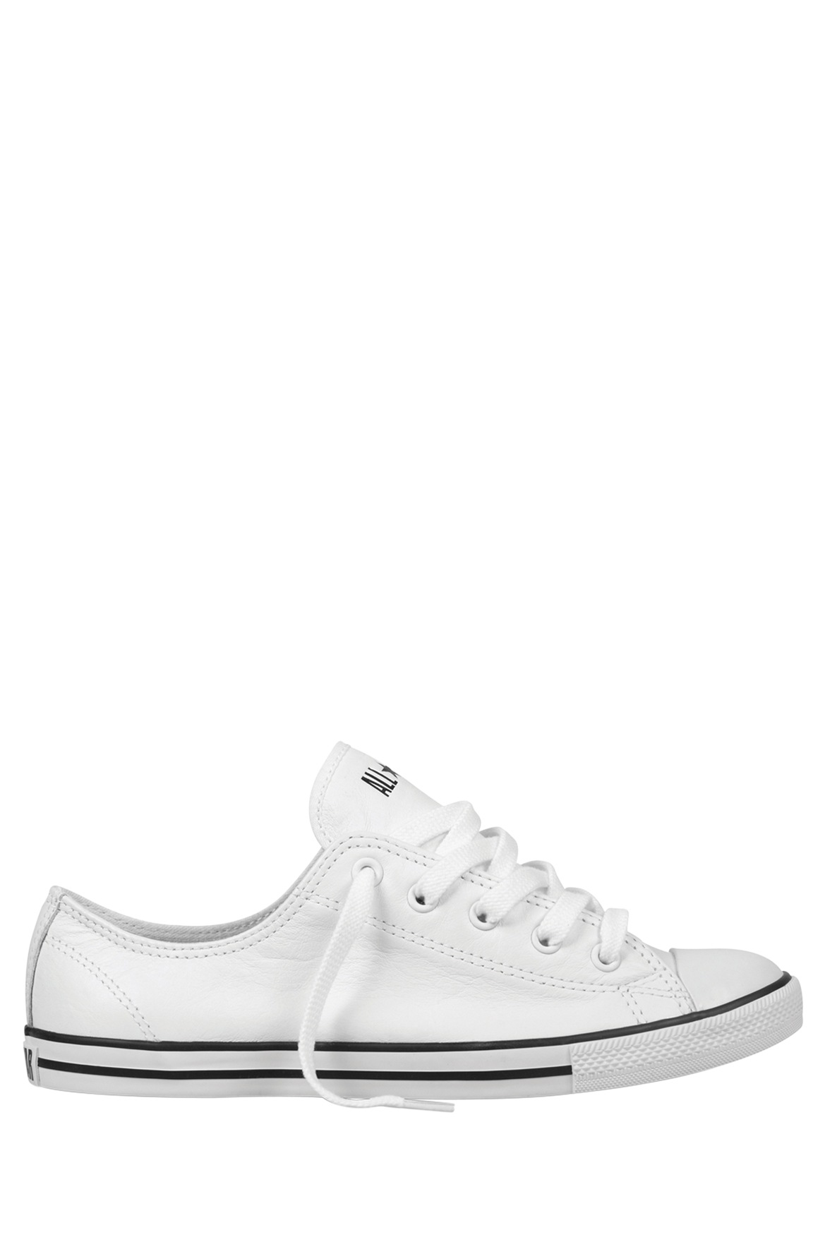 Converse Chucks 537108c Chuck Taylor All Star Dainty OX WHITE BIANCO MIS. 36 41