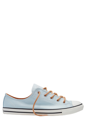 Converse - Chuck Taylor All Star Dainty Ox Peached Canvas Polar Blue/Biscuit/White