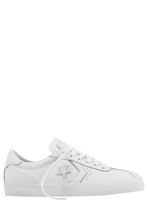 Converse - Breakpoint Leather 557801 White/White Sneaker