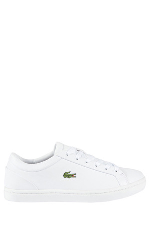 Lacoste - Straightset Lace 317 3 CAW 34CAW0060001 White Sneaker