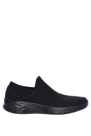 Skechers - You 14951 Black/Black Sneaker