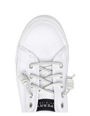 Sperry - Seacoast Core Canvas Mono White Sneaker XS93173