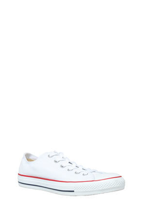 Converse - Chuck Taylor All Star Ox White Sneaker (17652)