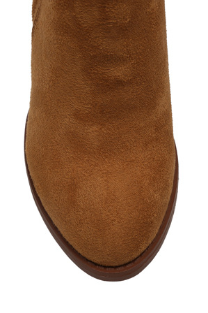 Miss Shop - Lindsay Tan Micro Boot