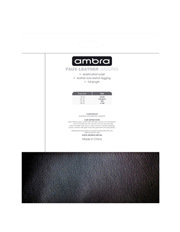 Ambra - Faux Leather Legging AMFAULELEG