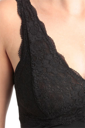 Kayser - 'Helen' Micro and Lace Cami 19MBC465