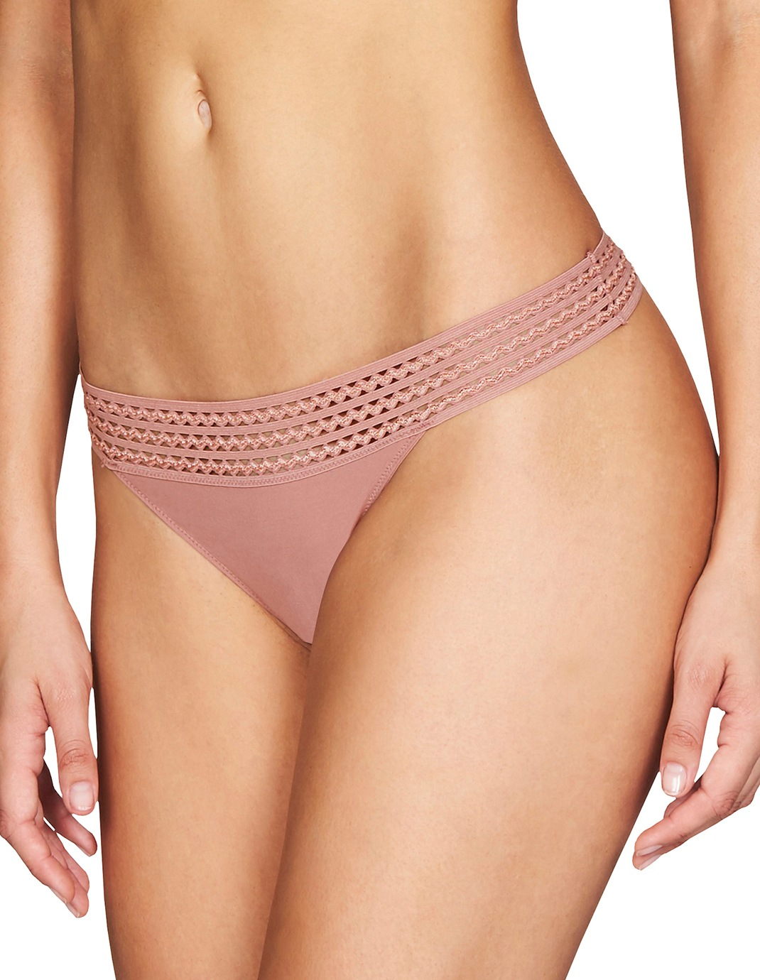 Cheap For Sale Womens Forever Forget-Me-Not Thong Strings Heidi Klum Intimates Buy Cheap Browse 47NkIA