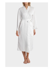 Soho - Satin Basics Long Robe SSOW17049