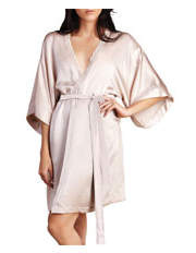 Stella McCartney Lingerie - 'Clara Whispering' Robe S65-027