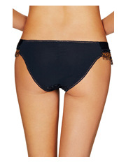 Pleasure State - Roxie Solitaire Mini Brief P30-2303W