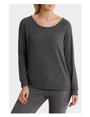 Chloe & Lola - 'Sunday Somewhere' Long Sleeve Soft Tee SCLW17148