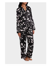 Chloe & Lola - 'Wallflower' Satin PJ set SCLW17166