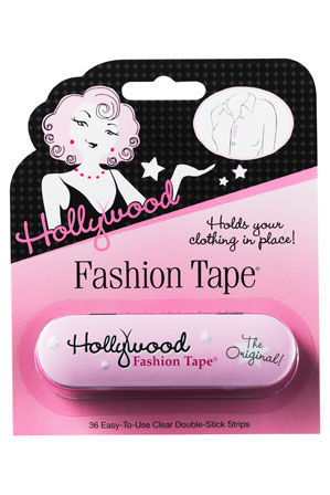 Hollywood Products - 'Hollywood' Double Sided Fashion Tape HFT-TAT