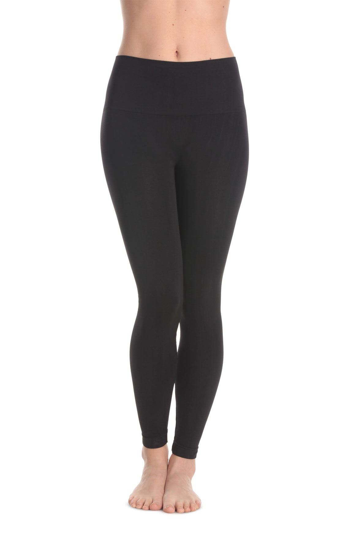 Ambra - 'Killer Figure' legging in black AMSHMWKL