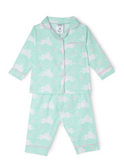 Girls Flannelette Set