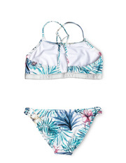 Roxy - Blingbling Surf Crop Top Set 8-16