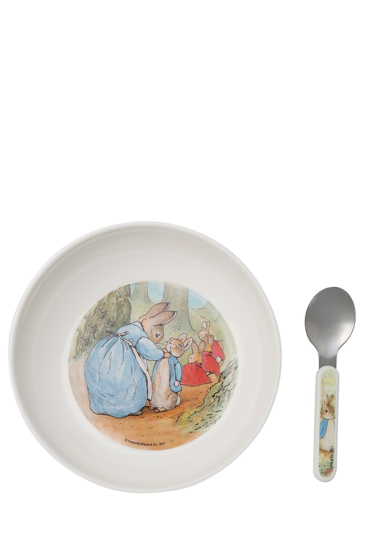 sc 1 st  Myer & Beatrix Potter | Bowl u0026 Spoon Set | Myer Online